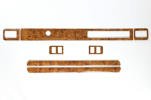 Jaguar XJS Veneer Standard Wood Kit (1981-85)