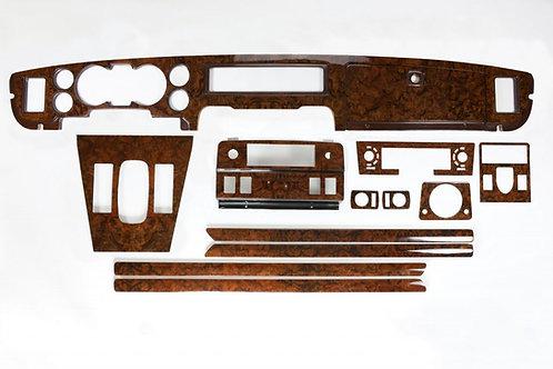 Daimler 66 Series III Deluxe Wood Kit