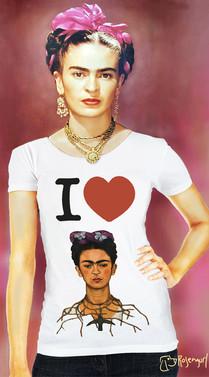 Fashion Frida