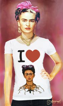 """""""Fashion Frida"""". Publicada en la revista Andén #70"""