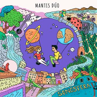 Album cover for Mantis Dúo
