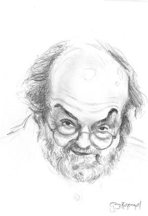 Stanley Kubrick portrait - Comission / Retrato de S. Kubrick - Comission