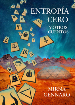 Book cover. Published by Ed. Escritores de Argentina