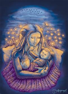 """Maternidad"" - Proyecto personal"