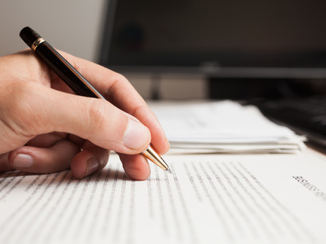 The urgency for setting up the legal, financial and healthcare documents