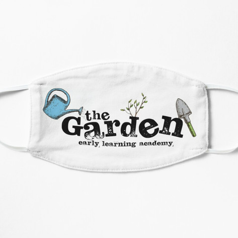The Garden Early Learning Academy Kids Mask