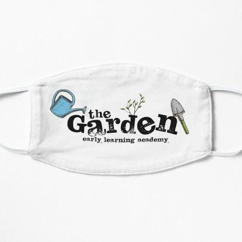 The Garden Early Learning Academy Adult Mask