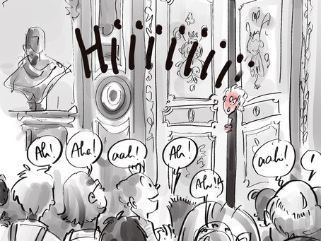 Confinés à Versailles, saison 3, épisode... piquant
