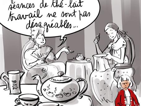 Confinés à Versailles - épisode 3