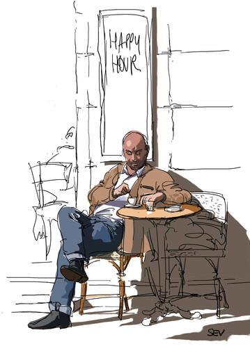 Café Sorbonne PARIS