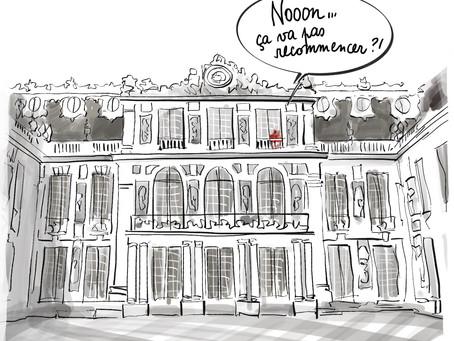 Confinés à Versailles , Saison 2!
