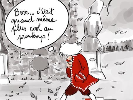 Re-confinés à Versailles - épisode 4