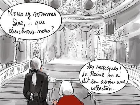 Confinés à Versailles - épisode 6