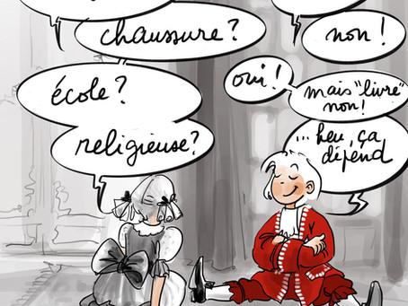 Re-confinés à Versailles - épisode 2