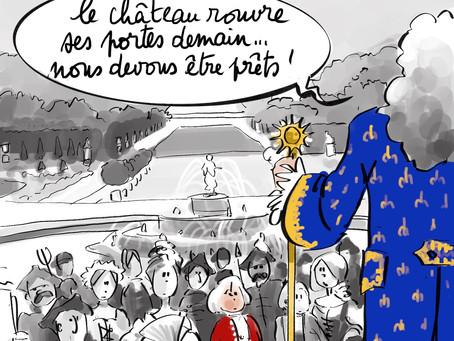 Dé-confinés à Versailles - épisode 12