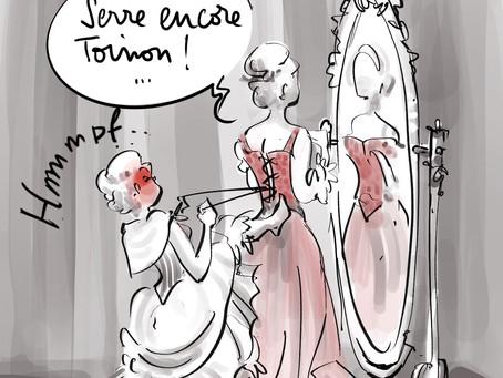 Confinés à Versailles - épisode 9