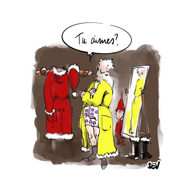 Noël sera-t-jaune?