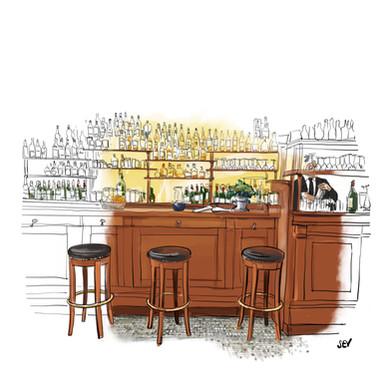 Bar du Select