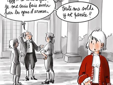 Confinés à Versailles saison 3, épisode 4857