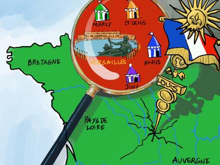 Dé-Confinés à Versailles - épisode 11