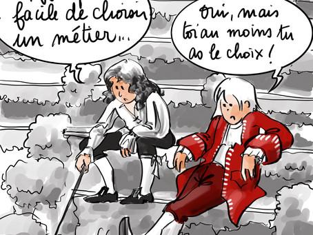 Confinés à Versailles , saison 3!