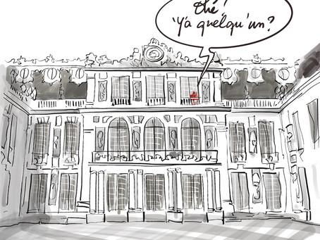 Confinés à Versailles - épisode 1