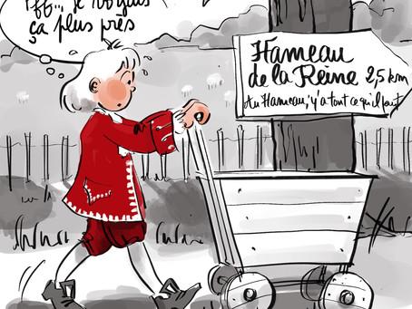 Confinés à Versailles - Episode 4