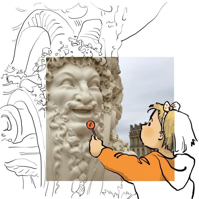 A chacun son Versailles