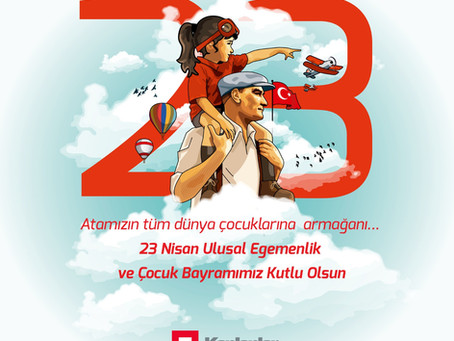 Kaplanlar Soğutma, 23 Nisan Ulusal Egemenlik ve Çocuk Bayramında çocuklar için tiyatro şenliği...