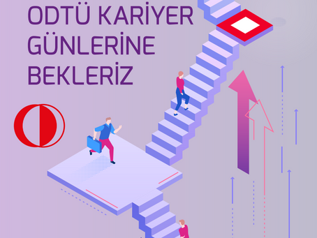 Kaplanlar Refrigeration is at ODTÜ Career Days;