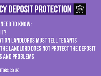 Tenancy Deposit Protection