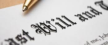 Could you soon sign a Will by email?