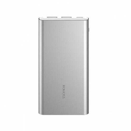 ROMOSS GT Pro 10000mAh Power Bank - GRAY (Offer: 20% OFF List Price)