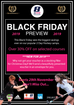 Black Friday Preview - Not to be missed