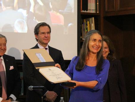 Julia Carabias gana Premio de Ecología y Medio Ambiente