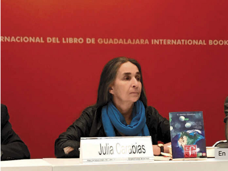 En México peligran los ambientalistas: Carabias