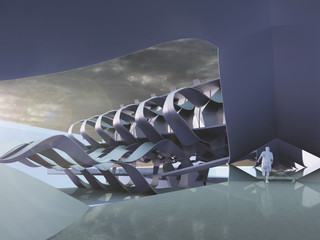 longspan structure | runway | simon hirtz
