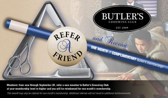 Butler's Grooming