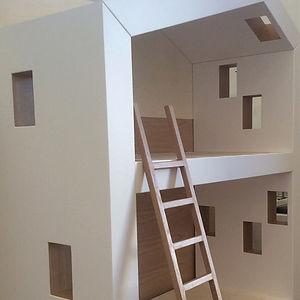 Camera per bambini. Letto a castello. Letto design fatto su misura