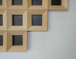 Arredi d'Arte. Creazioni in legno per il living. Pezzi unici in legno massello