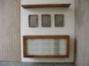 Pezzi unici per arredamento - Creazioni in legno e tessuti