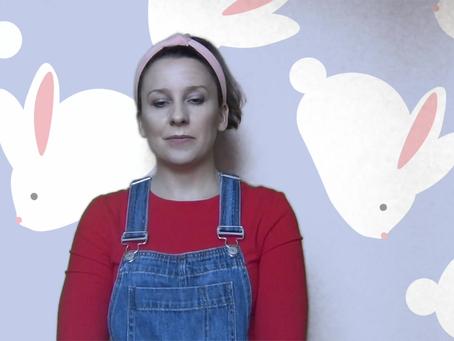 "Baby Music Class Lesson: ""Hop Little Bunnies"""