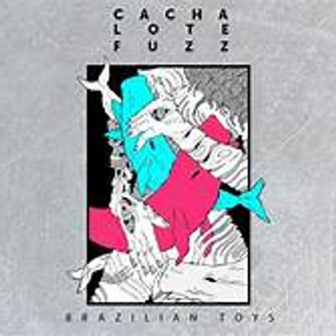Cachalotte Fuzz - Brazilian Toys