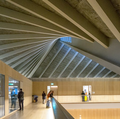 New Design Museum London renovated by John Pawson and OMA