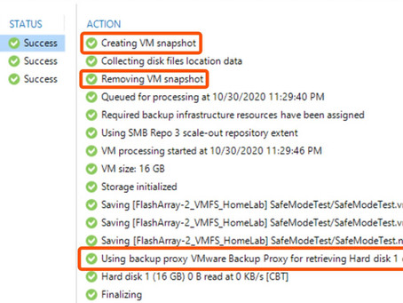 Use Pure Storage® FlashArray™ Snapshots with Veeam® for Faster Backups and Improved RPOs