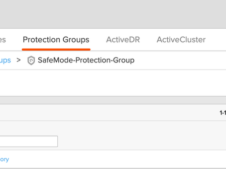 Veeam Immutable Backups with Pure Storage FlashArray//C SafeMode