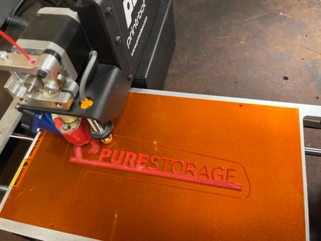 My 3D Printing Lab
