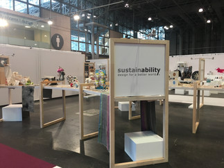 Anhad | NY Now 2018 | Sustainability Pavilion