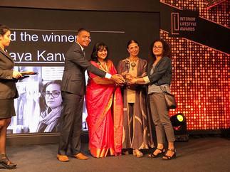 Anhad | Home Textile | Interior Lifestyle Awards 2018 | Heimtextil India