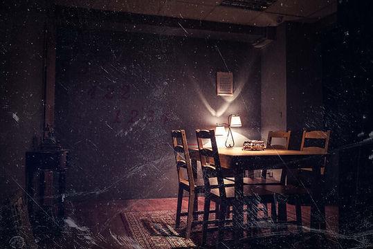 格林跳工作室-新竹密室逃脫實境遊戲-山中小屋藏身處